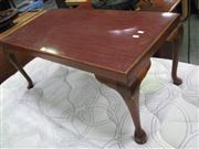 Sale 7932A - Lot 1143 - Coffee Table with Wine Table