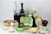 Sale 8524 - Lot 36 - Carlton Ware Dishes Together with Other Ceramics inc Royal Copenhagen