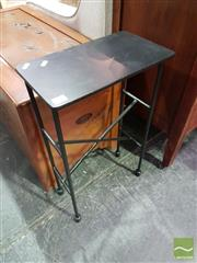 Sale 8532 - Lot 1054 - Metal Side Table