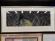 Sale 8437 - Lot 2006 - Carol Anderson (XX) - Untitled, 2000 (Forest) 38 x 112cm