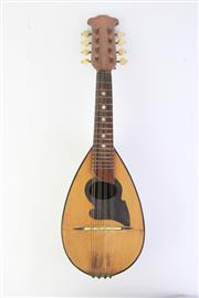 Sale 8783 - Lot 42 - Piccolo Mandolin L: 44cm