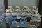 Sale 7875 - Lot 75 - Susie Cooper Tea Wares & Others incl Wedgwood & a Stacking Teapot