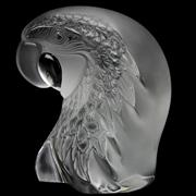 Sale 8264 - Lot 75 - Lalique Presse Papiers Macao Paperweight