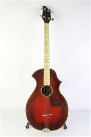 Sale 8783 - Lot 43 - Stromberg Tenor Guitar
