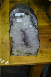 Sale 8093 - Lot 1438 - Amethyst Cave (Heavy)