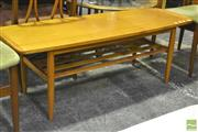 Sale 8287 - Lot 1069 - Teak Coffee Table