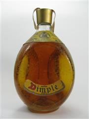 Sale 8201A - Lot 544 - 1x Haig Dimple Blended Scotch Whisky - old bottling, some losses