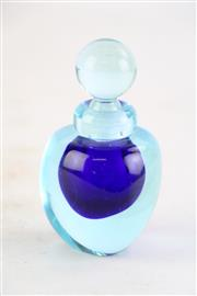 Sale 8849 - Lot 2 - A Murano Glass Perfume Bottle (H 10cm)