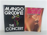 Sale 8960M - Lot 39 - Mango Groove - Two Concert Brochures Autographed by the Band
