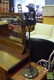 Sale 8542 - Lot 1084 - Hand Crafted Viking Smokers Stand