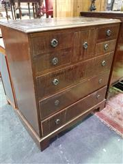 Sale 8657 - Lot 1026 - Art Deco Chest of Drawers