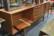 Sale 8277 - Lot 1037 - G-Plan Fresco Teak Sideboard