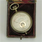 Sale 8393B - Lot 51 - Peto & Radford Limited French Volt Meter in Case