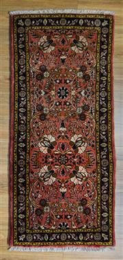 Sale 8559C - Lot 65 - Persian Kashan 170cm x 80cm