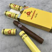 Sale 8950W - Lot 42 - Montecristo Petit Tubos Cuban Cigars - pack of 3 in tubes and stamped June 2018