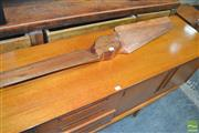 Sale 8275 - Lot 1044 - Timber WWII Training Prop