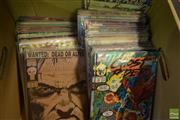 Sale 8497 - Lot 2307 - Box of Marvel Comics (approx 100)