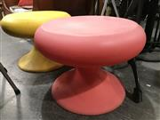 Sale 8782 - Lot 1051 - Pair of Jo Jo Stools by Massimo Losa Ghini