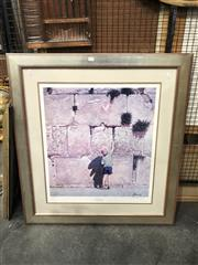 Sale 8836 - Lot 2076 - Frank Hopper Decorative Print, edition and signed
