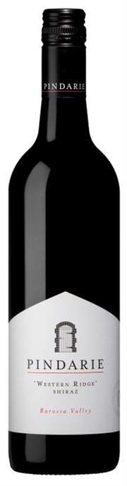 Sale 8506W - Lot 7 - 12x 2016 Pindarie Western Ridge Shiraz, Barossa Valley.  93 POINTS James Halliday Wine Companion.  SILVER Medal - 2017 Baros...