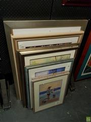 Sale 8609 - Lot 2066 - Collection of Well Framed Prints