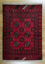 Sale 8617C - Lot 91 - Afghan Turkman 140x80