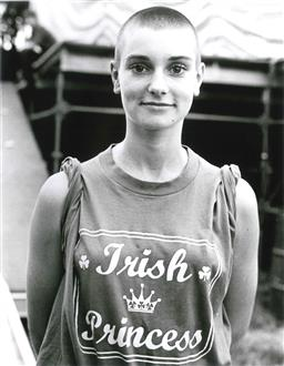 Sale 9082A - Lot 5074 - Sinead OConnor