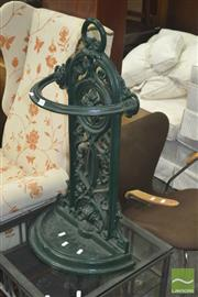 Sale 8331 - Lot 1354 - Umbrella Stand