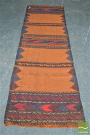 Sale 8447 - Lot 1050A - Persian Kilim Runner (260 x 80cm)