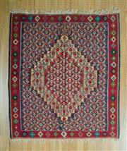 Sale 8617C - Lot 92 - Persian Sana 140x128