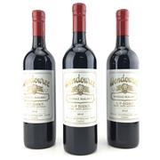 Sale 8646 - Lot 670 - 3x 2016 Wendouree Shiraz Malbec, Clare Valley