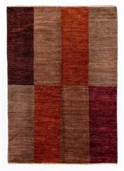 Sale 8790C - Lot 120 - An Afghan Chobi Gabbeh Naturally Dyed In Hand Spun Wool, 185 x 131cm