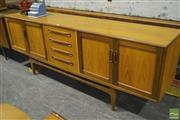 Sale 8287 - Lot 1039 - G-Plan Fresco Teak Sideboard