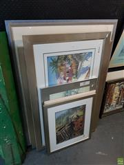 Sale 8609 - Lot 2061 - Collection of Well Framed Prints