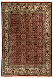 Sale 8715C - Lot 94 - A Persian From Khorasan Region Very Fine, 100% Wool And Silk Inlaid Pile, 284 x 193cm