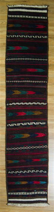 Sale 8665C - Lot 29 - Persian Kilim Runner 305cm x 63cm