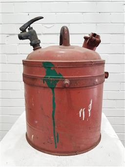 Sale 9102 - Lot 1275 - Protectoseal Company Chicago jerry can