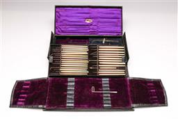 Sale 9122 - Lot 160 - Mayer And Meltzer Surgical Instruments In Case