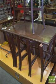 Sale 8352 - Lot 1086 - Victorian Nest of Tables