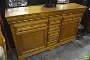 Sale 8361 - Lot 1009 - Modern Sideboard