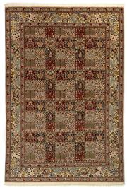 Sale 8715C - Lot 53 - An Iranian Rug, Khorasan Region, Very Fine Wool And Silk Pile., 303 x 205cm
