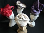 Sale 7982B - Lot 198 - Four straw fascinators