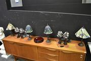 Sale 8147 - Lot 1009 - Collection of Table Lamps (Set of 4 & 2 Pairs)