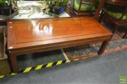Sale 8251 - Lot 1021 - Rosewood Coffee Table