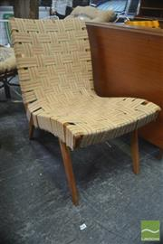 Sale 8326 - Lot 1017 - Douglas Snelling Lounge Chair