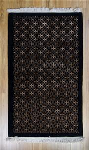 Sale 8559C - Lot 74 - Indian Modern Carpet 165cm x 97cm