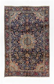 Sale 8740C - Lot 22 - A Persian Kashan From Isfahan Region 100% Wool Pile On Cotton Foundation, 398 x 288cm