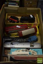 Sale 8497 - Lot 2364 - Model Electric Train, Engines, Carriages, Manuals incl Marklin