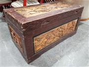 Sale 8680 - Lot 1092 - Camphorwood Trunk