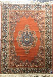 Sale 8740 - Lot 1580 - Persian Kerman (225 x 150cm)